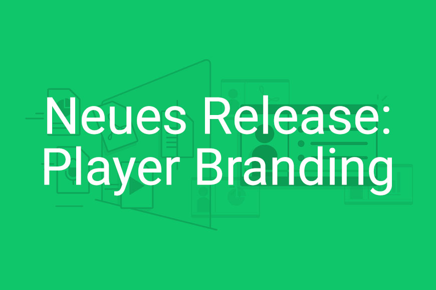 Neues Release: Player Branding